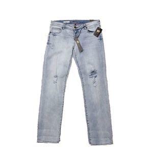NEW Kut from the Kloth Distressed Boyfriend Jeans